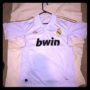 2011/2012 Adidas Real Madrid  Ronaldo Jersey!